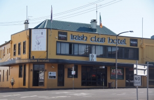 Irish Club Hotel