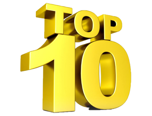 2016 Top 10s Now On Contests Tab.