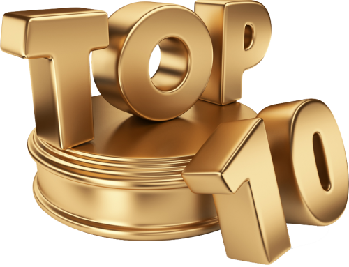2017 Top Ten Lists now available on this site