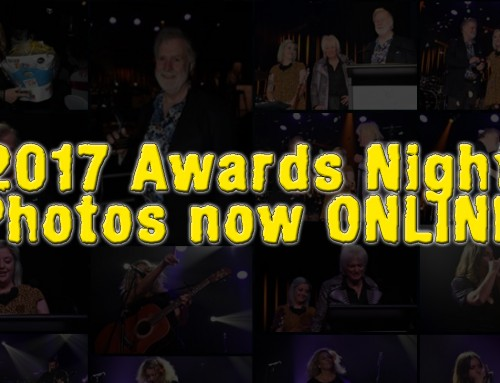 2017 Awards Night photos now ONLINE in our gallery
