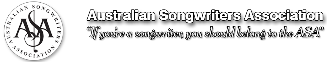 Australian Songwriters Association Logo