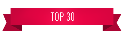 2018 Top 30 List has now been published on this website!