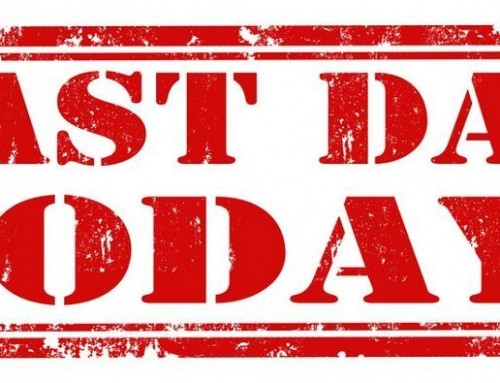 Today is the LAST DAY to get your tickets to the Awards Night on Wednesday 31st October 2018