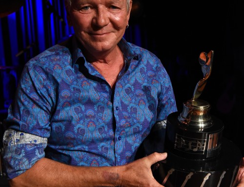 Iva Davies is the 2018 Australian Songwriters Hall Of Fame Award Recipient